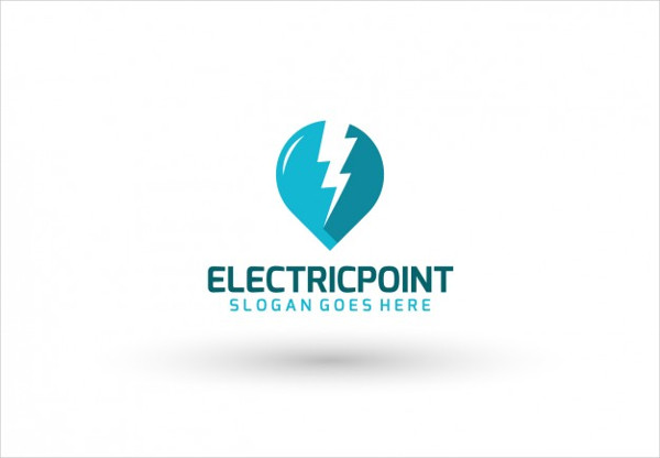 example of electrical company logo