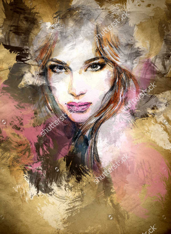 fashion art illustration