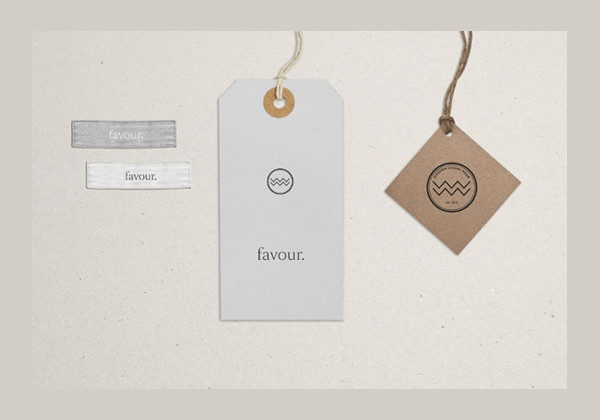 -Fashion Art Label Design
