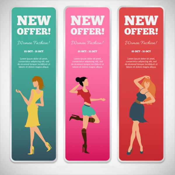 fashion sale banner design