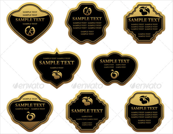 FREE 34+ Label Designs & Examples in PSD | AI | Vector EPS