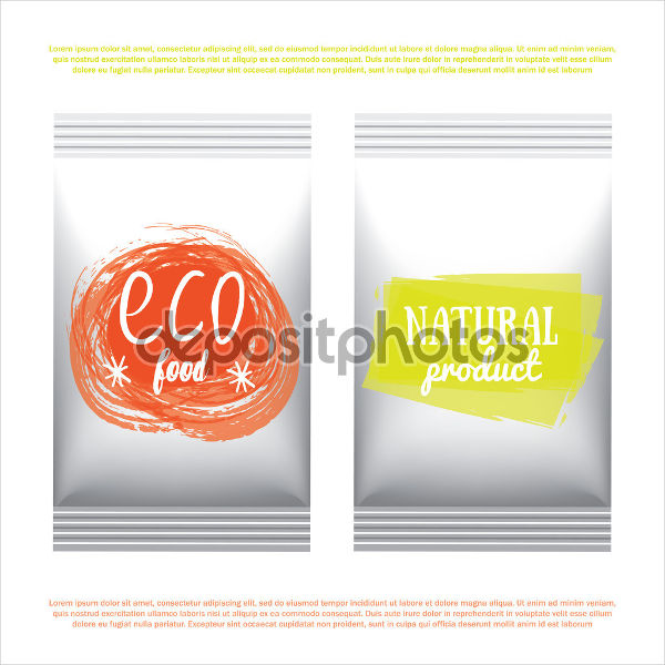 food packaging vector2