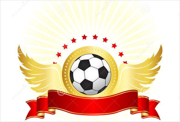 -Football Logo Design