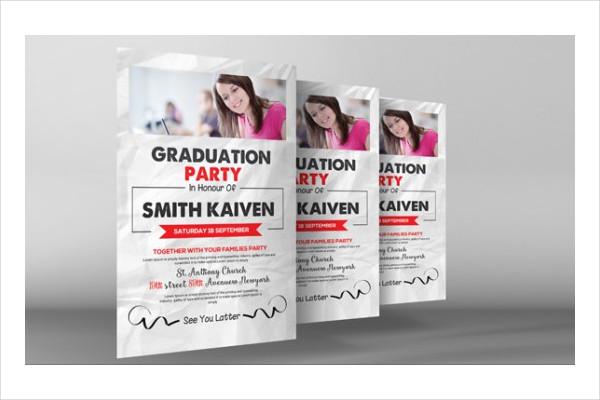 free graduation invitation