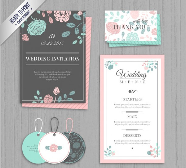 free wedding label
