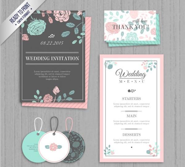 -Free Wedding Label
