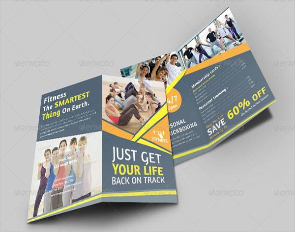 health fitness brochure1245