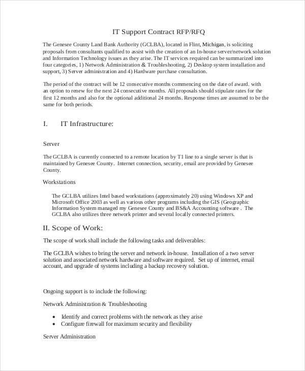 it support proposal1