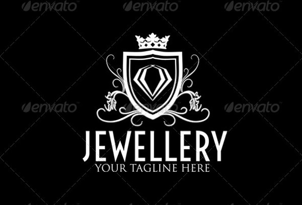 jewellery shop logo design