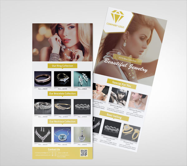 jewellery store rack card1
