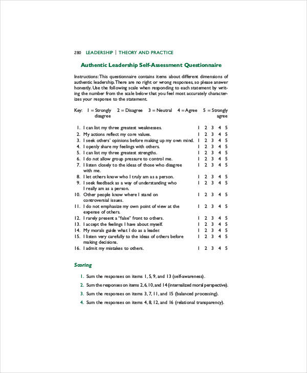 Leadership assessment style essay | Homework Example