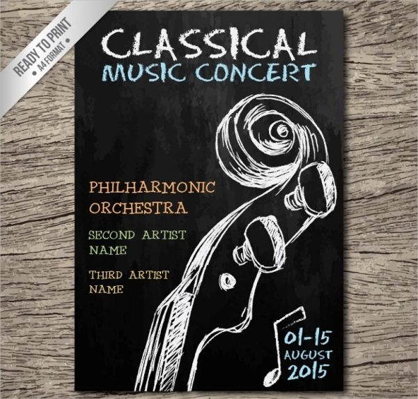 music concert poster1