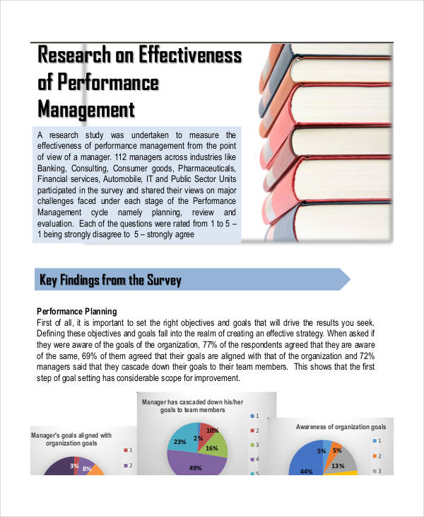 performance management report
