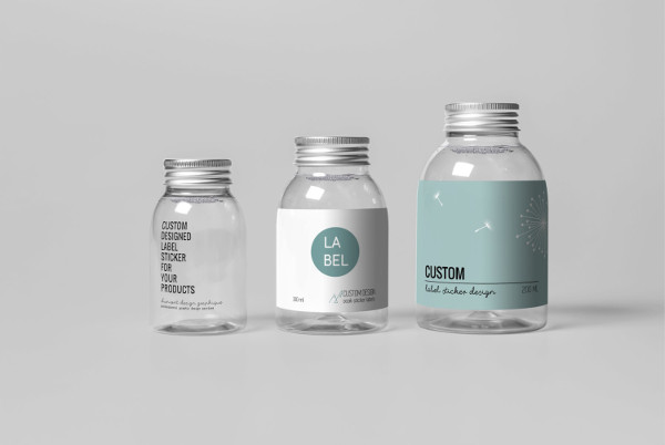 -Product Packaging Label Design