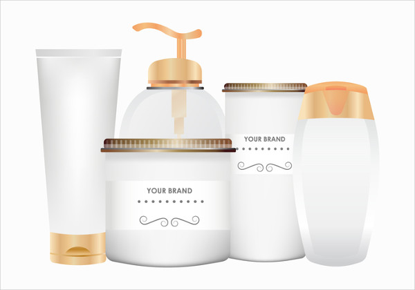 Product Packaging Vector