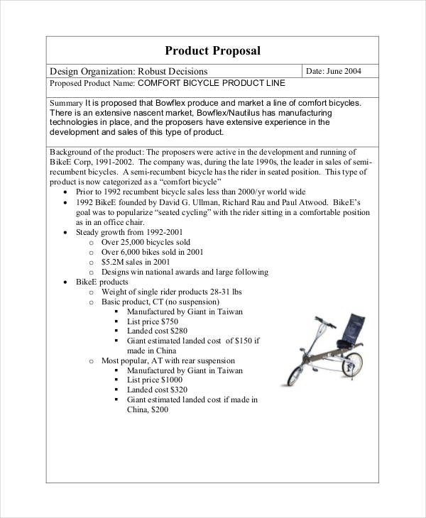 36+ Simple Proposal Formats Examples - PDF, DOC, Pages