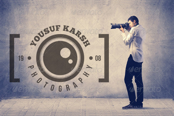 professional photography logo
