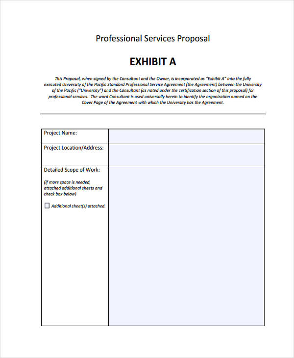 14 service proposal examples pdf word pages