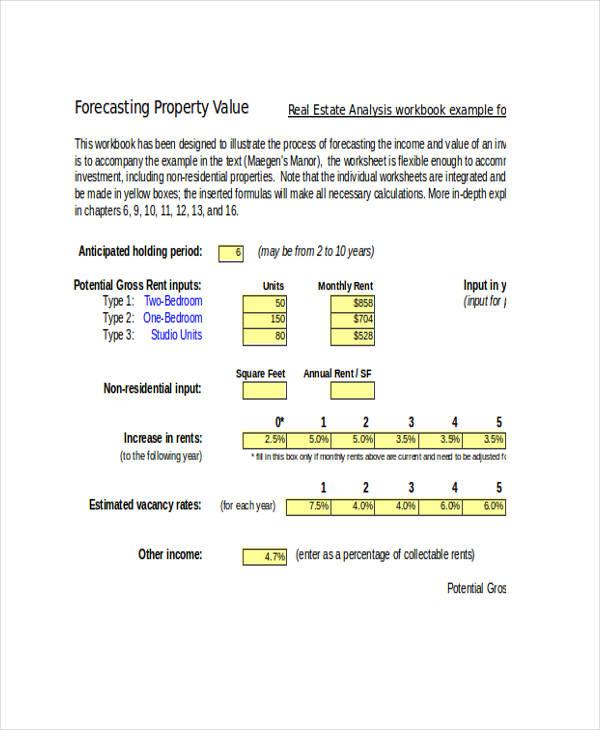 real estate analysis1