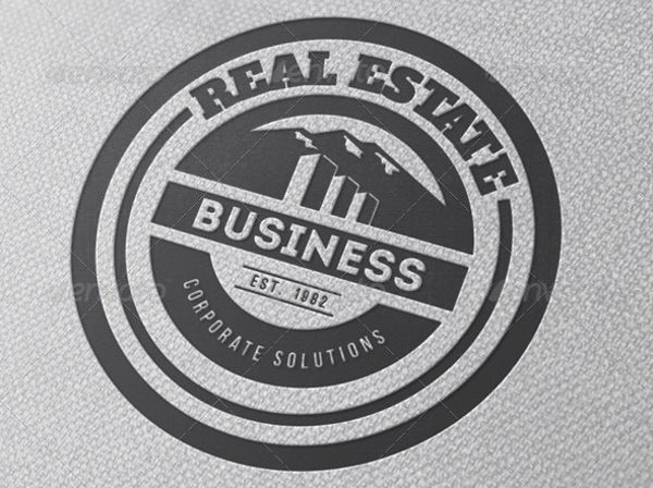 real estate business logo design1