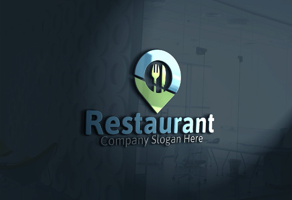 -Restaurant Business Logo