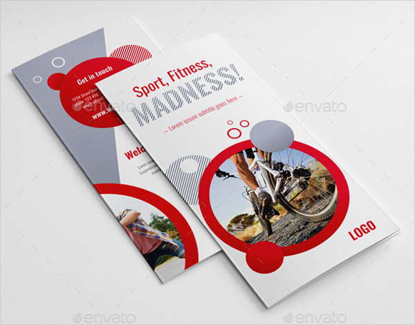 20+ Examples Of Fitness Brochures