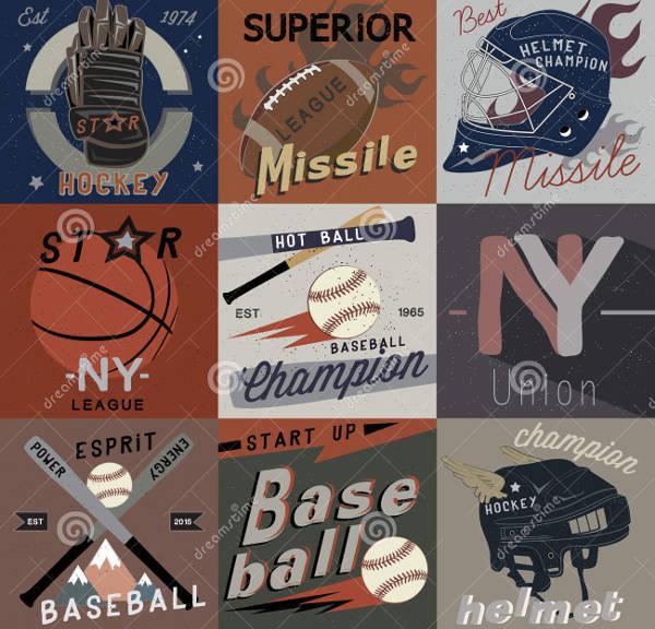 vintage academy sports logo