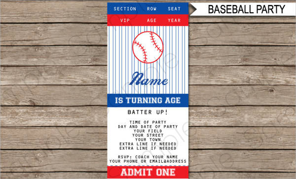 16  ticket designs  u0026 examples