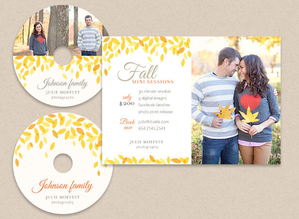 wedding cd label design