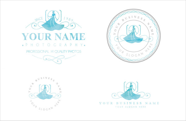 wedding dress brand logo