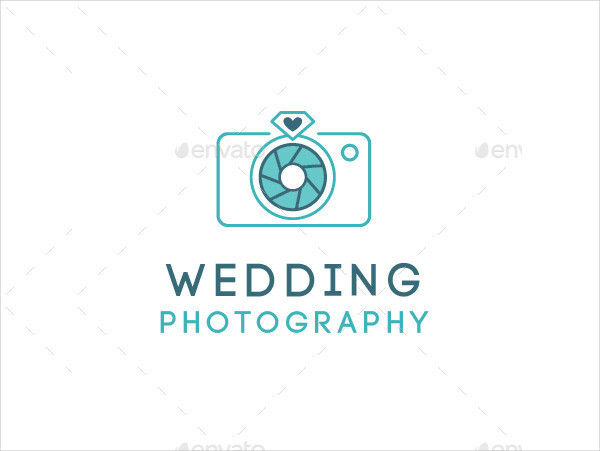 wedding photography company logo