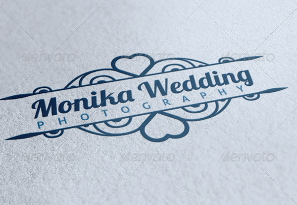 -Wedding Photography Logo Design