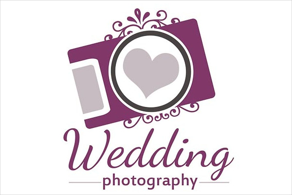 -Wedding Photography Logo