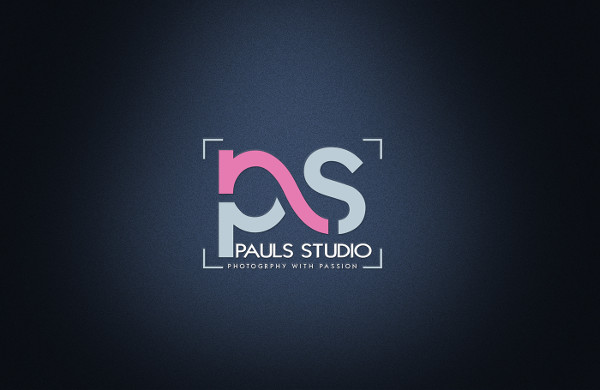 wedding photography studio logo