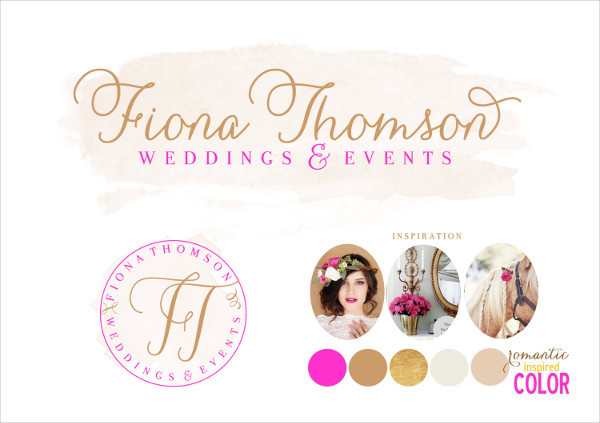 wedding planner business logo2