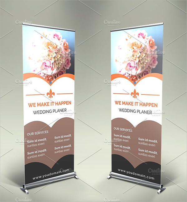 30+ Roll-Up Banner Designs & Examples - PSD, AI, Vector EPS