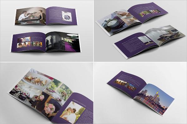 agency hotel brochure