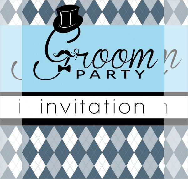 bachelor party invitationgsdg