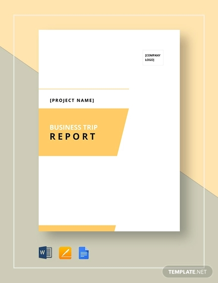 53 Report Examples Pdf Word Pages