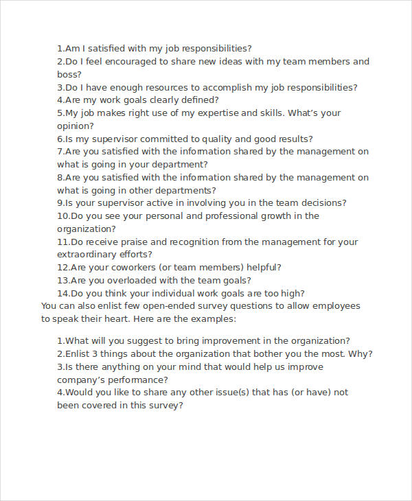 employee survey1