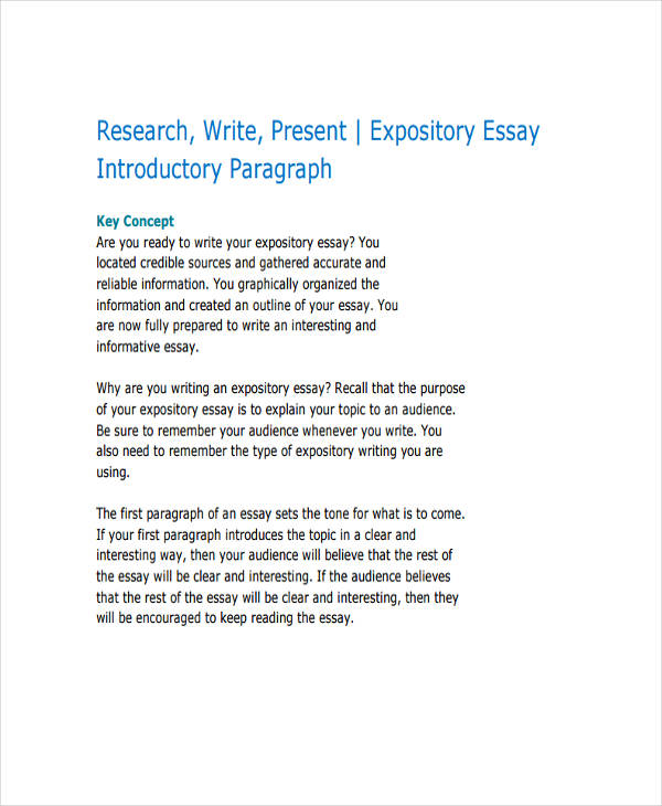 expository research1