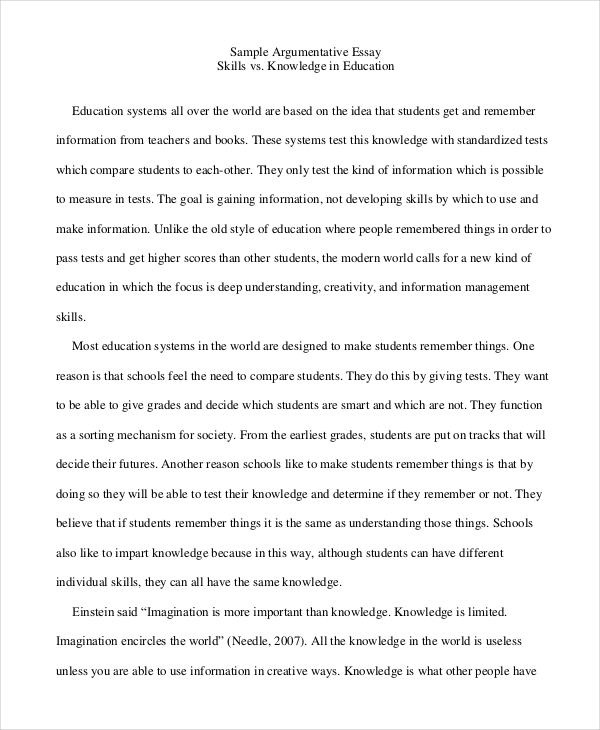 Essay on importance of moral education