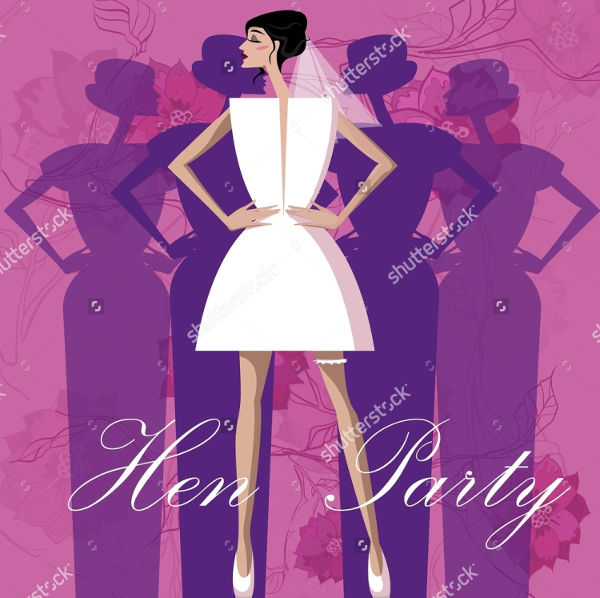 hens party design