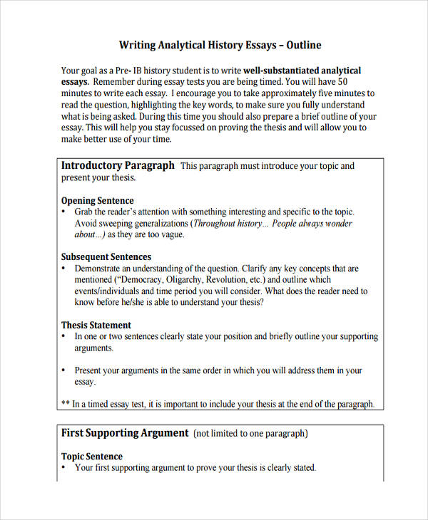 examples essays cover letter summary essay example objective  essay form example essay example format for a essay ged essay 26 examples of essay outlines