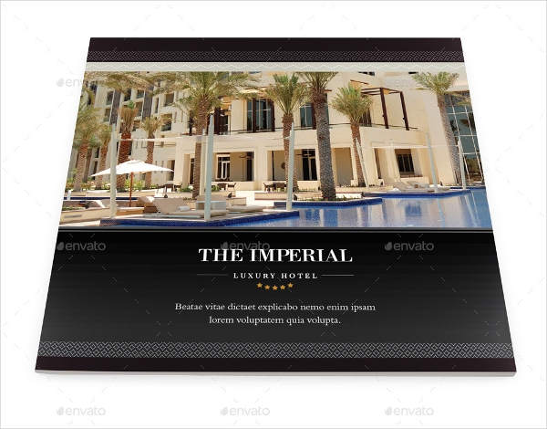 15  examples of hotel brochure designs