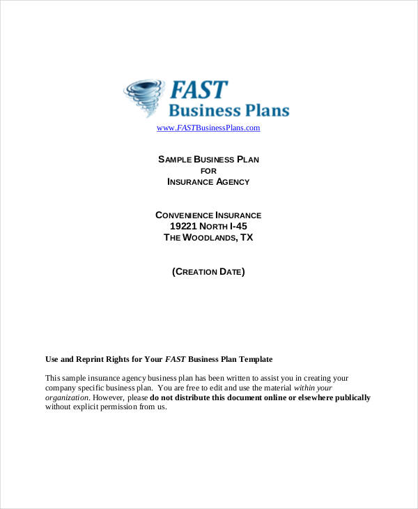 Insurance Business Sample
