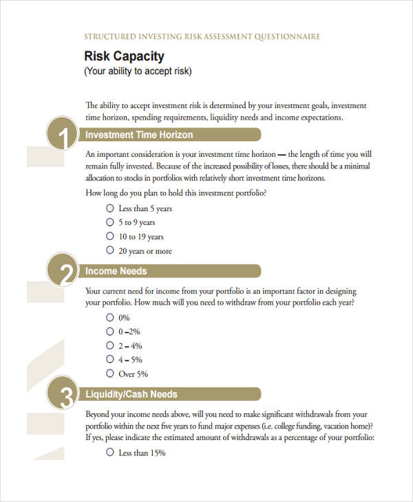 investment risk assessment2