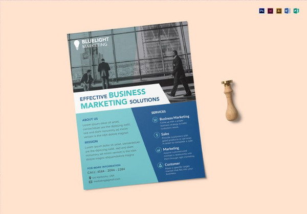 26 Marketing Flyer Designs Examples Psd Ai Vector Eps