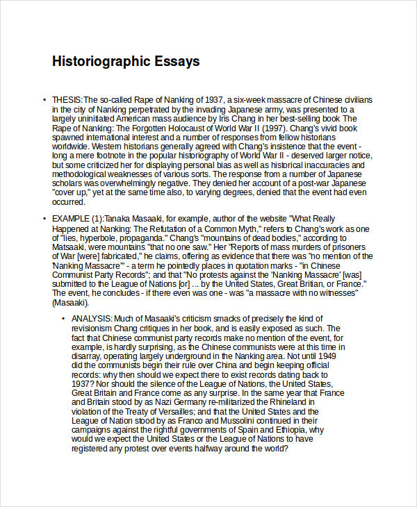 essay writing samples histographic narrative essay sample