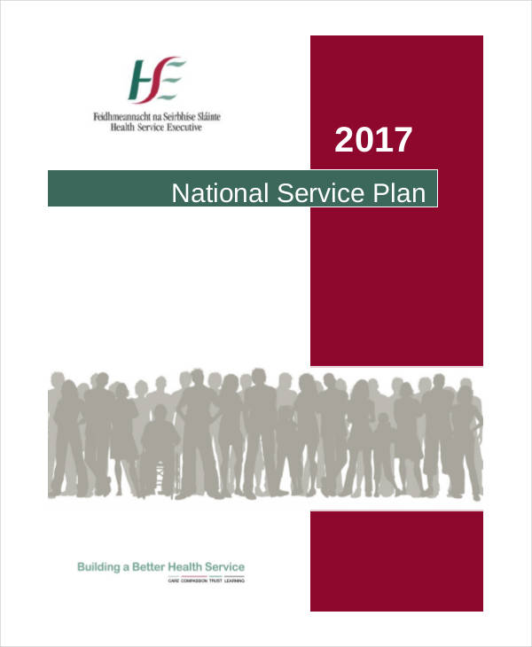 national service plan